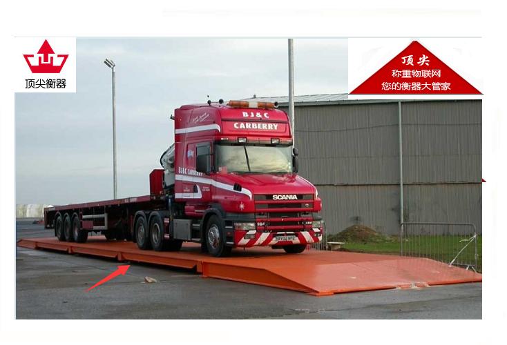 佛山30吨汽车衡