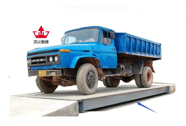 茂名80吨汽车衡